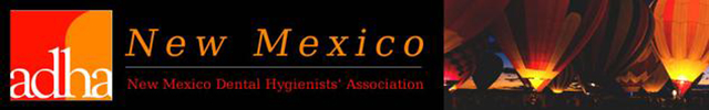 New Mexico Dental Hygienists Association logo