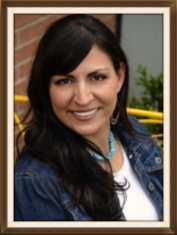 Sandraluz Gonzalez, registered Dental Hygienist and certified orofacial myofunctional therapist.